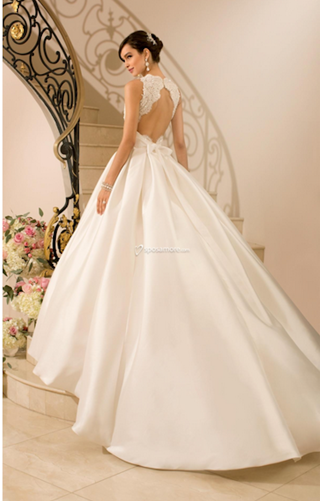 new style 5ada2 45396 Abiti da sposa online a prezzi vantaggiosi su Sposamore ...