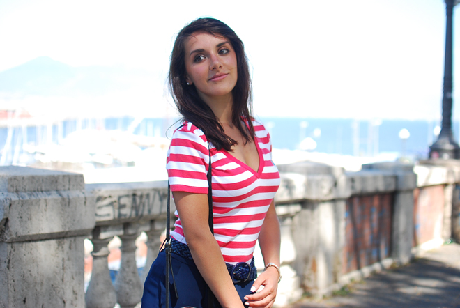 07-chiara-lanero-fashion-blogger-napoli-outfit-stripes-ralph-lauren-dkny-bag