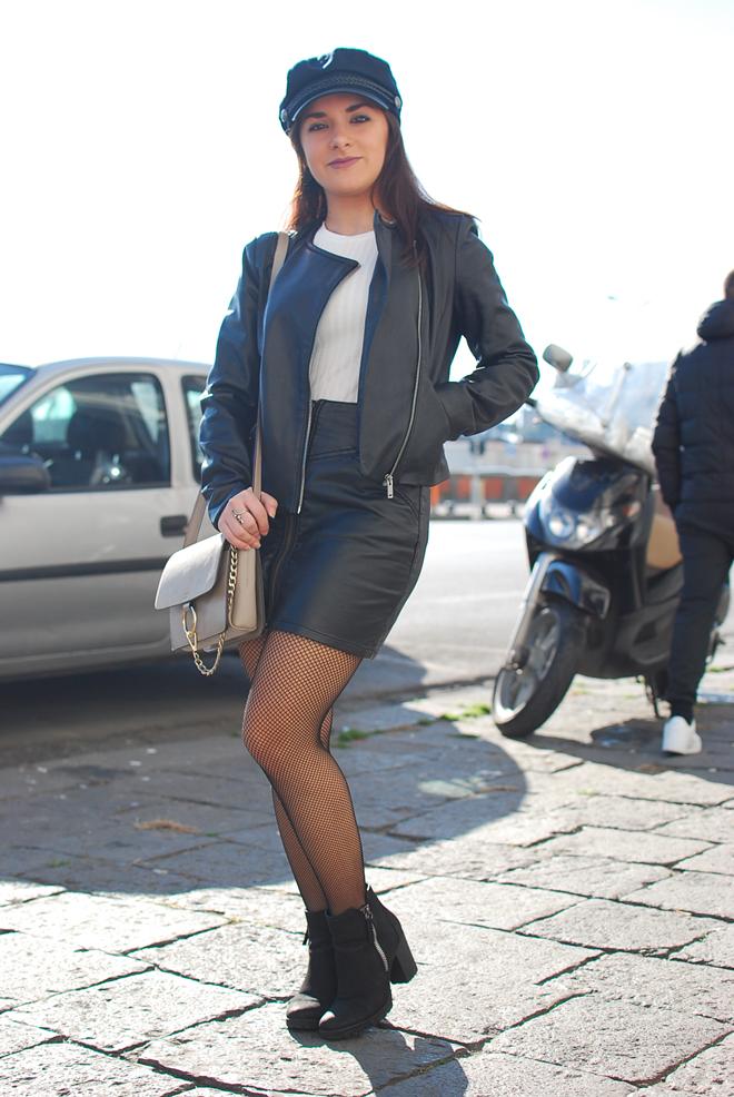 07-chiara-lanero-fashion-blogger-napoli-outfit-fishnet-tights-calzedonia-zara-rock-leather-jacket