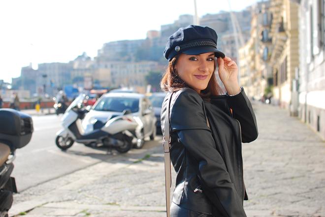 09-chiara-lanero-fashion-blogger-napoli-outfit-fishnet-tights-calzedonia-zara-rock-leather-jacket
