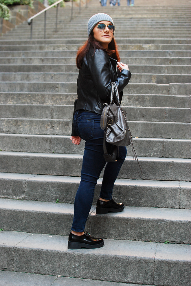 10-chiara-lanero-fashion-blogger-napoli-outfit-rock-biker-jacket-zara-oxford-shoes-black