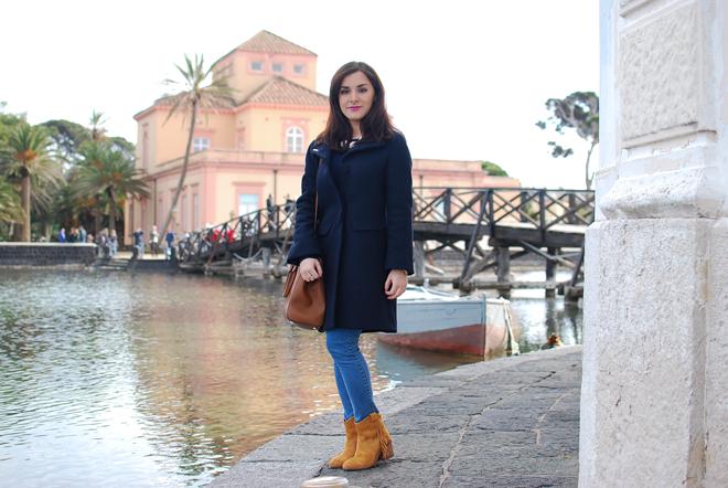 19-chiara-lanero-fashion-blogger-napoli-michael-kors-mango-coat-denim-casina-vanvitelliana