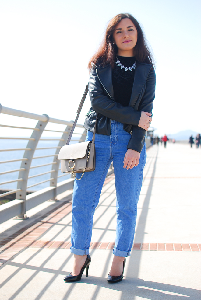 02-chiara-lanero-fashion-blogger-napoli-velvet-leather-demin-mom-fit-outfit-zara
