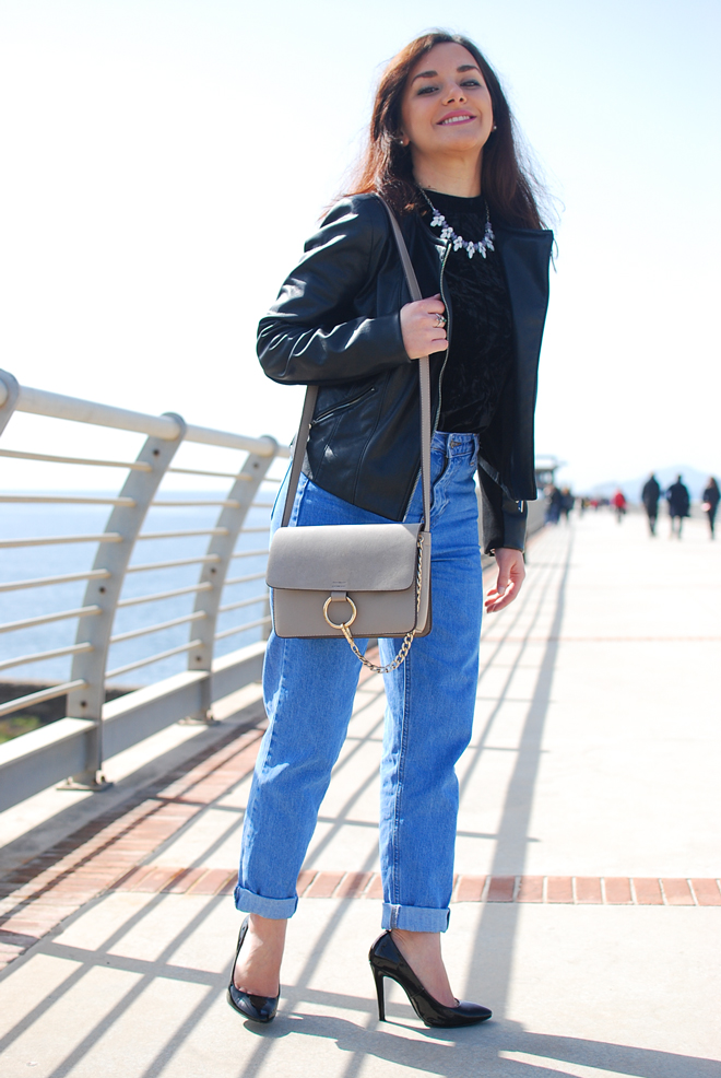06-chiara-lanero-fashion-blogger-napoli-velvet-leather-demin-mom-fit-outfit-zara