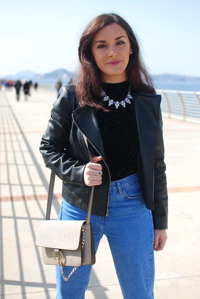 07-chiara-lanero-fashion-blogger-napoli-velvet-leather-demin-mom-fit-outfit-zara
