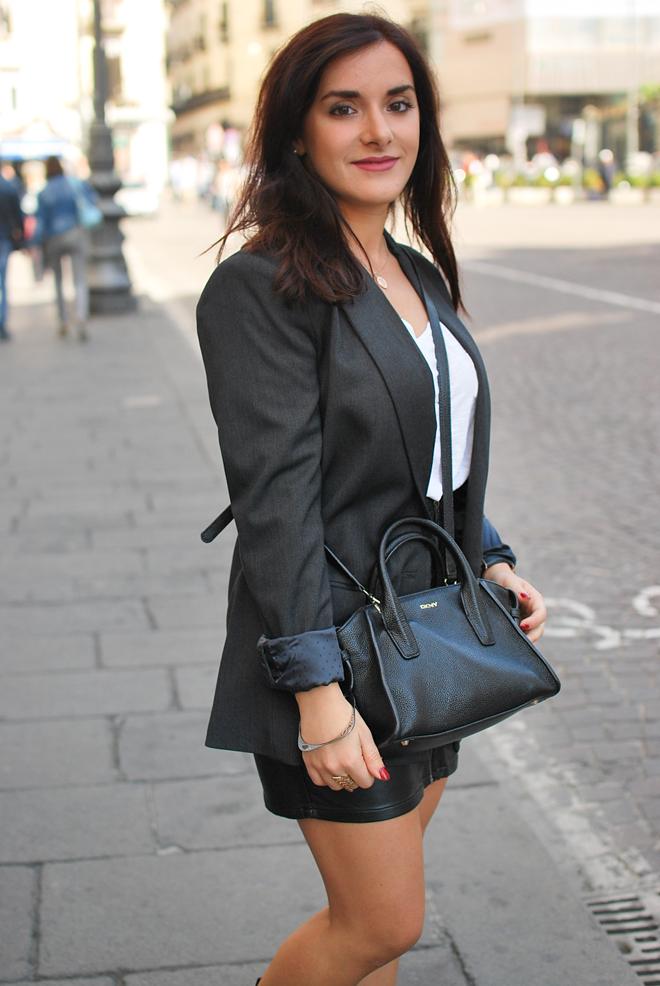 00a3a18fe5 Blazer and chelsea boots | Chiara Lanero